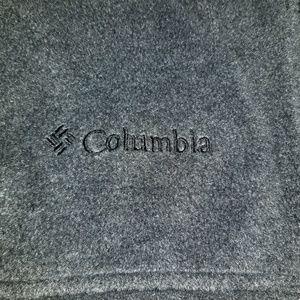 Columbia Soft Fleece Zip Up Jacket